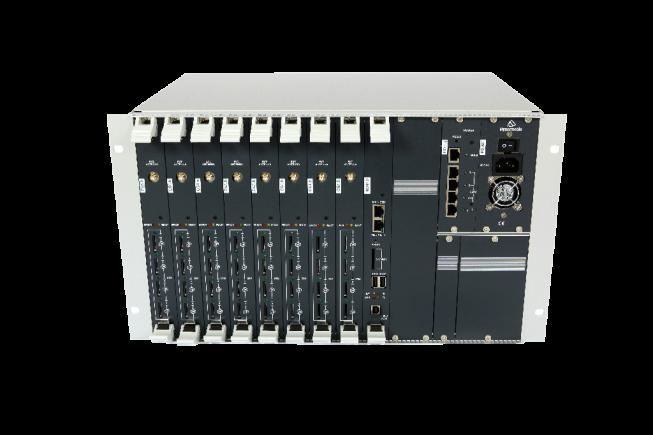 GSM VoIP gateway HG-4000