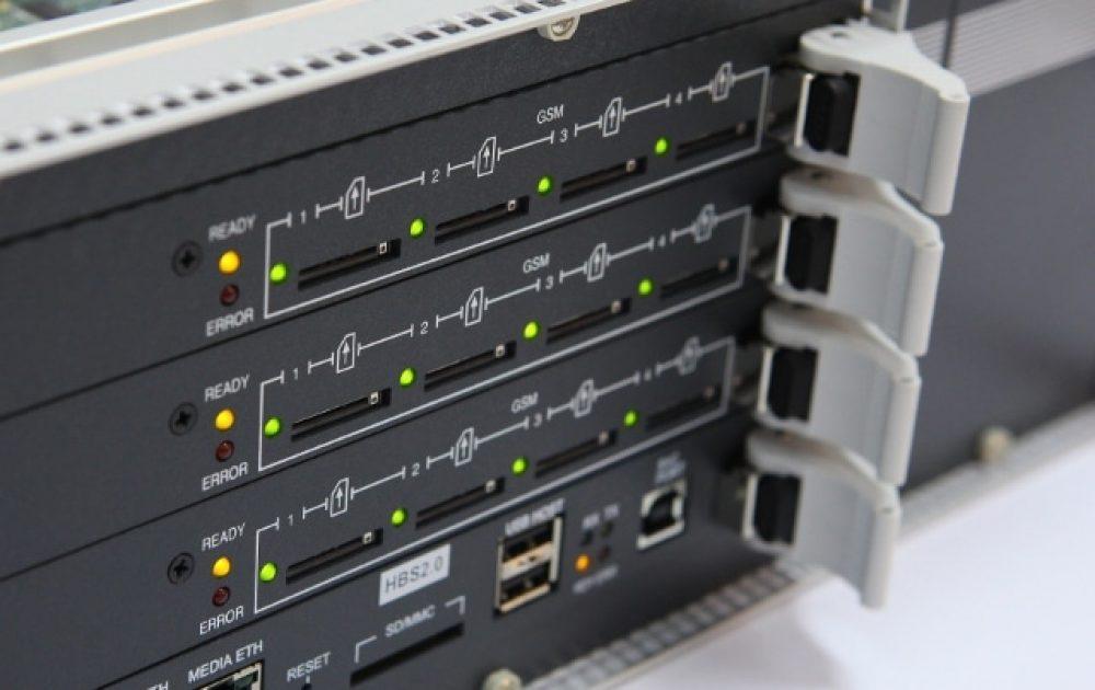 ISDN BRI GSM Gateway Solution - Hypermedia Systems