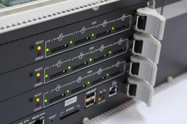 ISDN BRI GSM Gateway